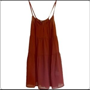 Kendall and Kylie Burgundy Boho drees size small